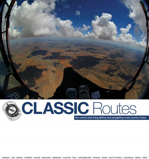 Classic Routes Book by Cross Country Magazine