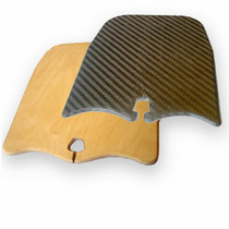 Advance Harness seat boards wood and carbon