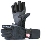 Paragliding gloves, windstopper, made by Charly